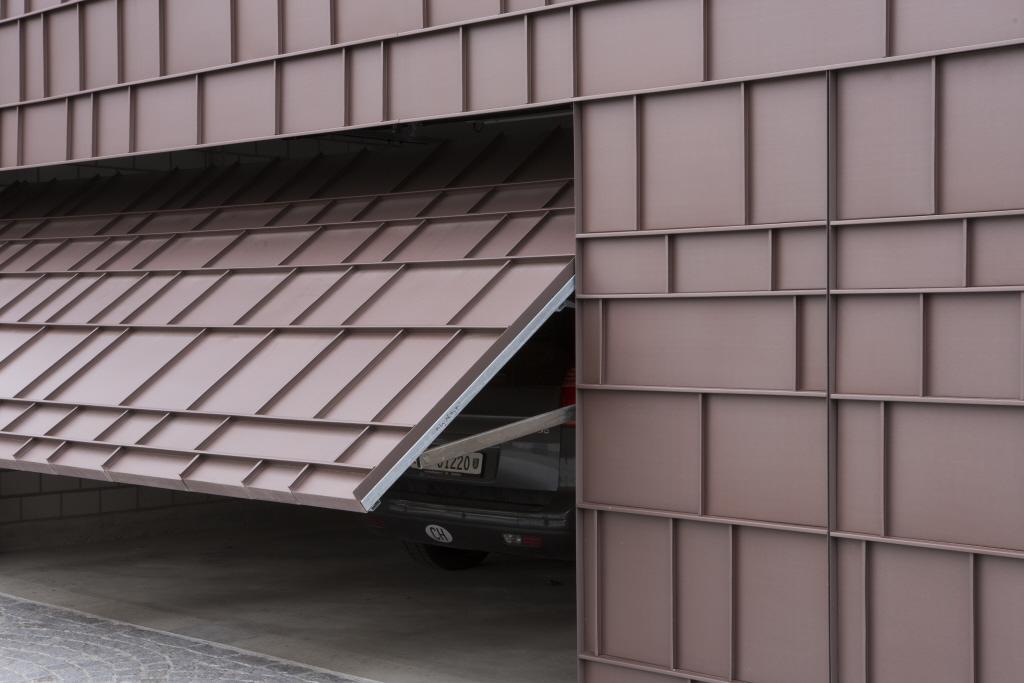 Garage et Spa, Montlingen (Switzerland)