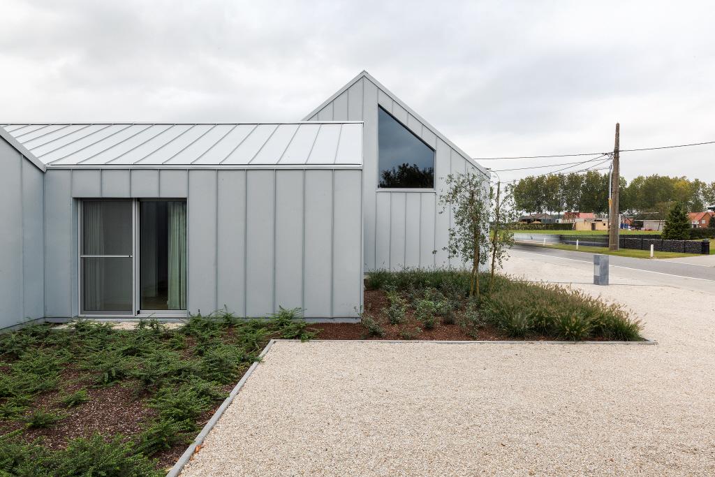 Private house, Haasdonk (Belgium)