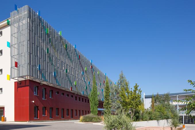 Internat Lycée Charles Renouvier, Prades (France)