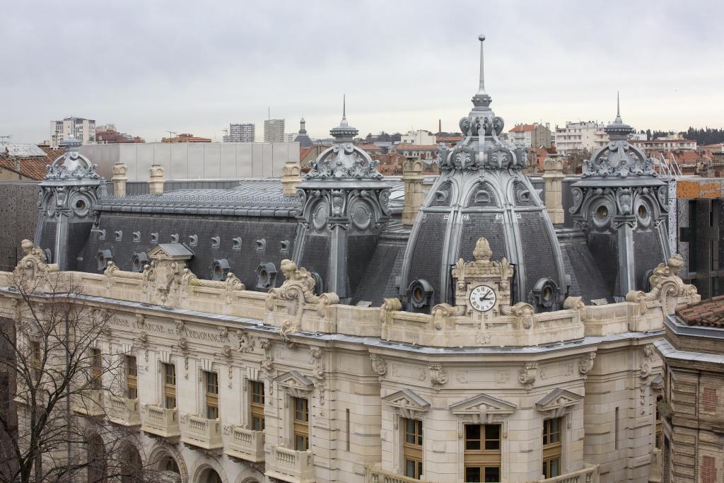 Etablissement bancaire, Toulouse (France)