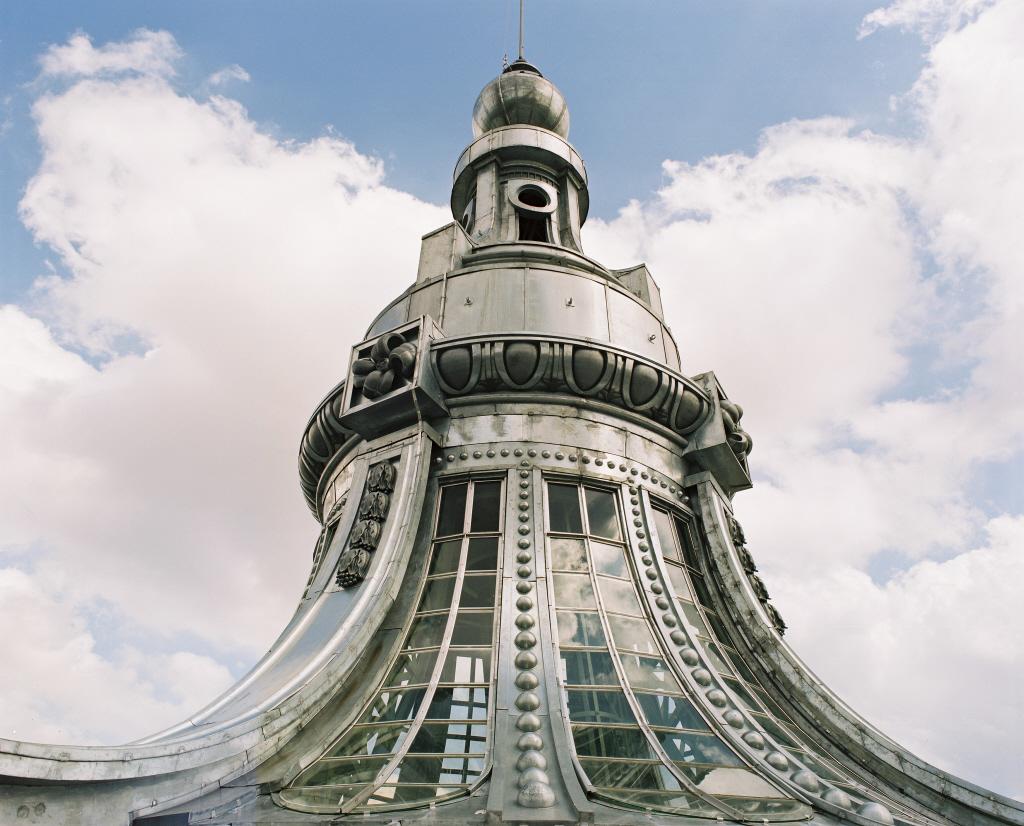 Le Grand Palais, Paris (France)