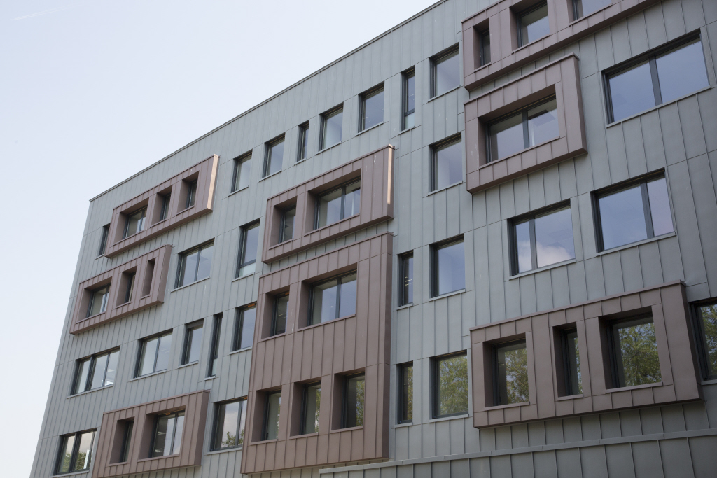 Immeuble Carsat, Clermont-Ferrand (France)