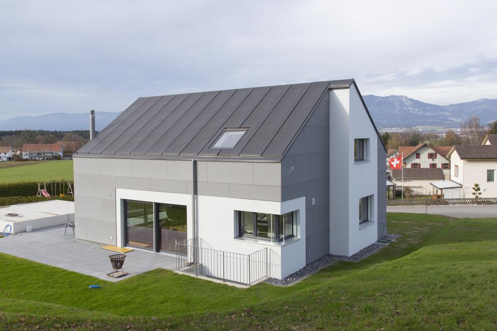 EFH, Oekingen SO (Switzerland)