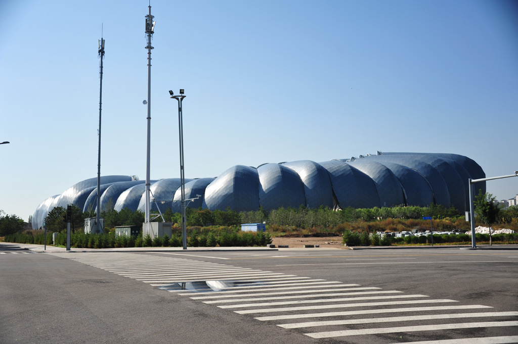Datong  Sports Center, Datong (China)