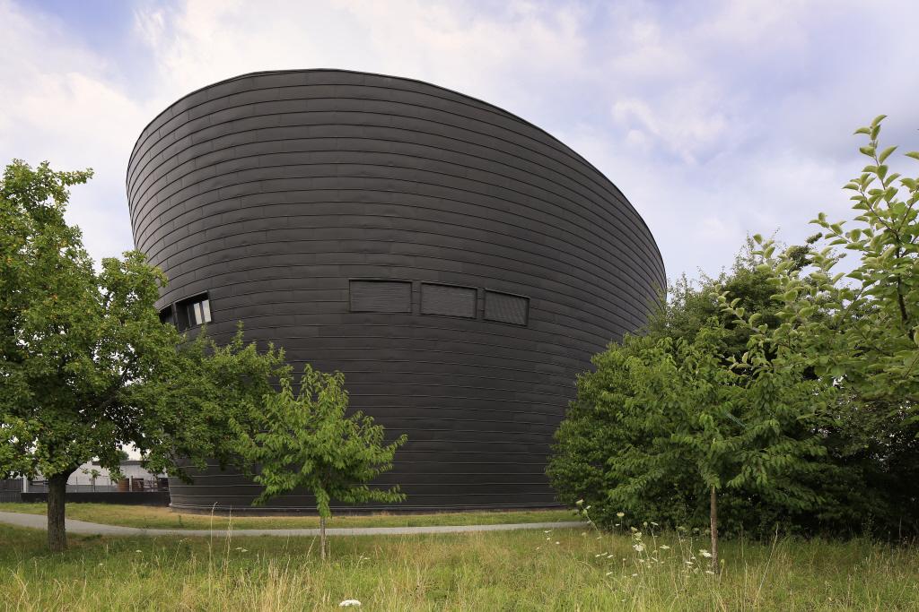 Salle pluridisciplinaire, Hésingue (France)