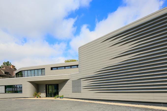 Architektur im Dienste der Gesundheit