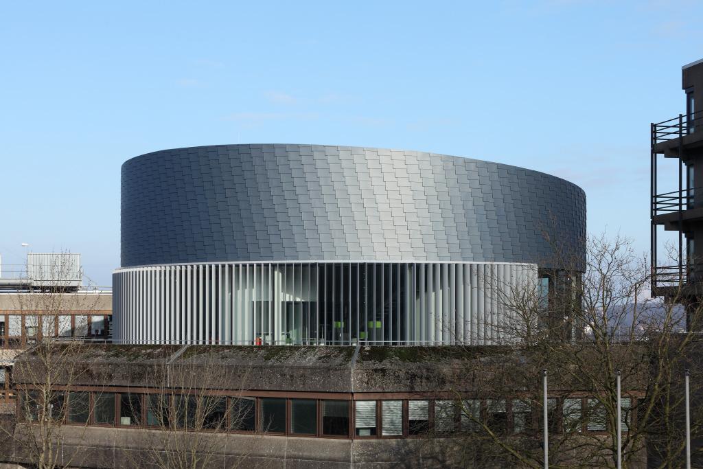 Lesesaal - Bibliothek Universität Wuppertal
