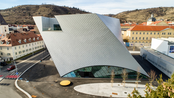 Galerie d'Art,  Krems (Autriche)