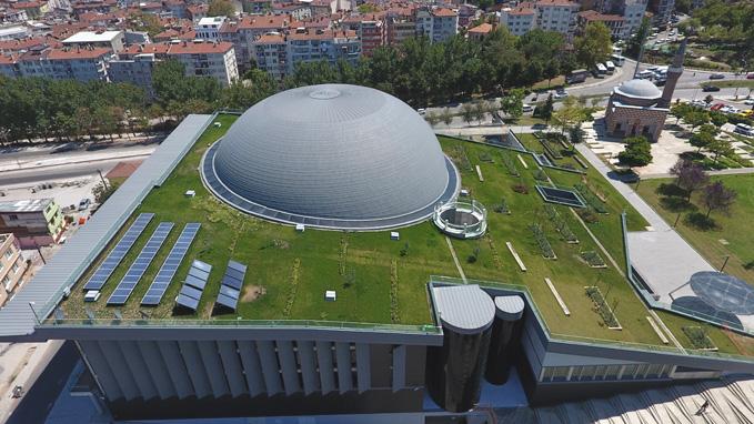 Panorama 1326 (Panoramic museum), Bursa (Turkey)