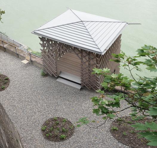 Lusthaus Garten Alte Universität, Basel (Switzerland)