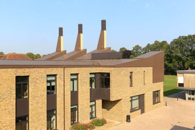 Charterhouse School New Chemistry Building, Godalming (UK)