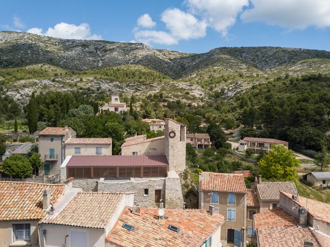 Den Ton der Provence getroffen
